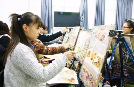美术专业造型类方向就业前景如何