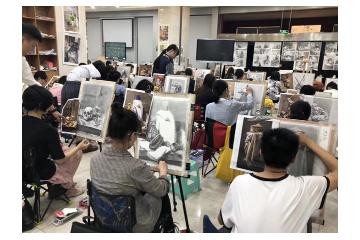 备战美术高考生未来可以报考哪些大学呢?是只能报考美院吗?