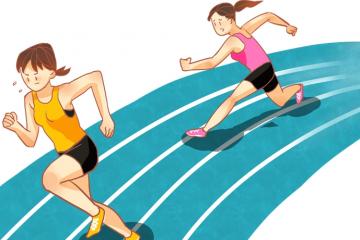 体育生艺考考什么项目?