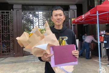 2021云南第一封高考录取通知书送达