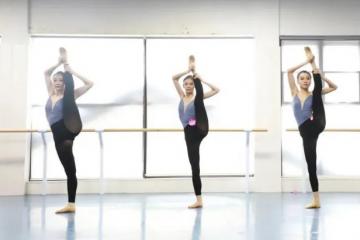 """舞蹈生收藏:练好""""软开度""""的6个基本方法"""