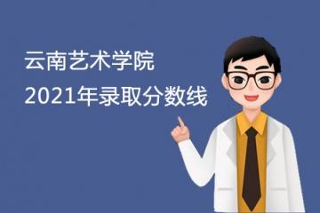 云南艺术学院2021年录取分数线公布(含省内省外)