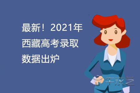 最新!2021年西藏高考录取数据出炉