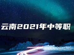 云南2021年中等职业学校秋季招生第四轮征集志愿招生计划(中职普通批)