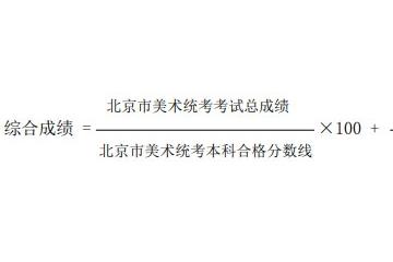 北京服装学院2021年艺术类本科专业招生计划