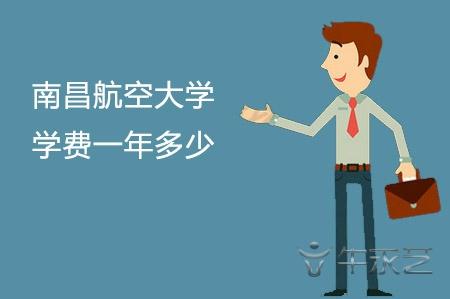 2021年南昌航空大学学费一年多少