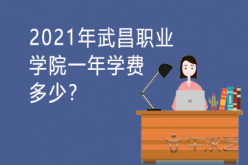 2021年武昌职业学院一年学费多少?