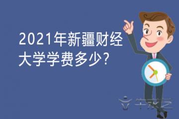 2021年新疆财经大学学费多少?